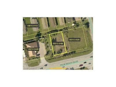 Fort Myers FL Commercial Lots & Land For Sale: $120,000