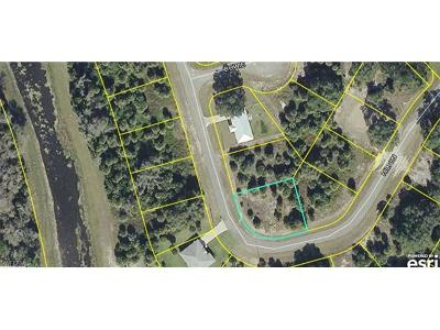 Glades County Residential Lots & Land For Sale: S Hilton Cir