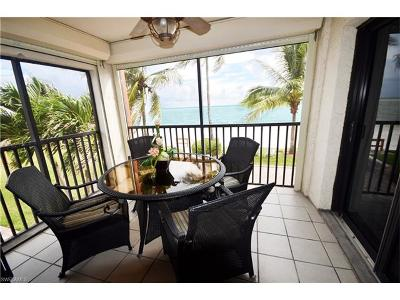 Fort Myers Beach Condo/Townhouse For Sale: 4770 Estero Blvd #101