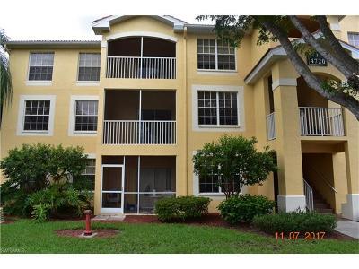 Naples Condo/Townhouse For Sale: 4720 Saint Croix Ln #128