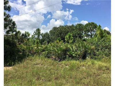 Hendry County Residential Lots & Land For Sale: 7500 9th Ter