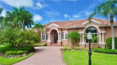 Fort Myers Single Family Home For Sale: 14600 Highland Harbour Ct