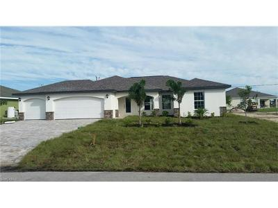 Cape Coral Single Family Home For Sale: 2119 SW 30th Ter