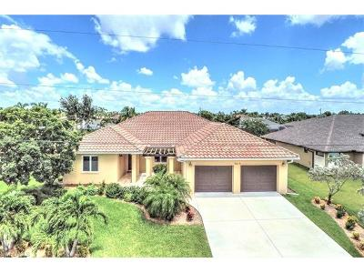 Cape Coral Single Family Home For Sale: 2613 SW 29th Pl
