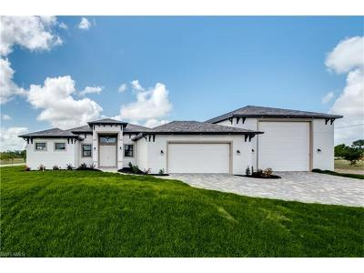 Cape Coral Single Family Home For Sale: 1012 NE 11th Ter
