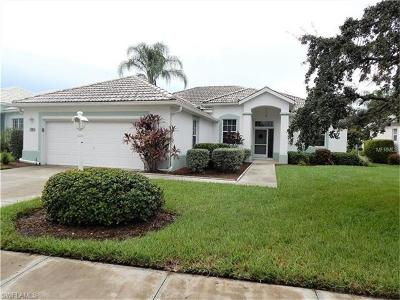 North Fort Myers Single Family Home For Sale: 2700 Via Presidio