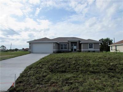 Cape Coral Single Family Home For Sale: 808 NE 44th St