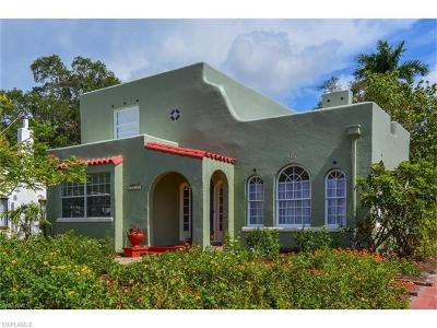 Single Family Home For Sale: 1532 Barcelona Ave