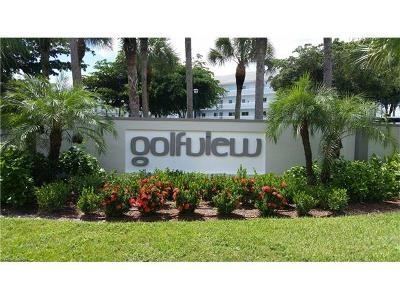 Fort Myers Condo/Townhouse For Sale: 14791 Hole In One Cir #110 - Sa