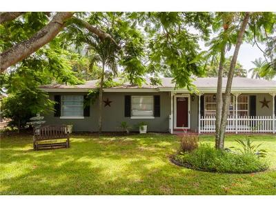 Single Family Home For Sale: 3221 McGregor Blvd