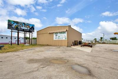 Clewiston Commercial For Sale: 951 & 953 E Sugarland