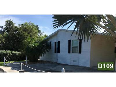 Fort Myers Mobile/Manufactured For Sale: 5543 Brightwood Dr