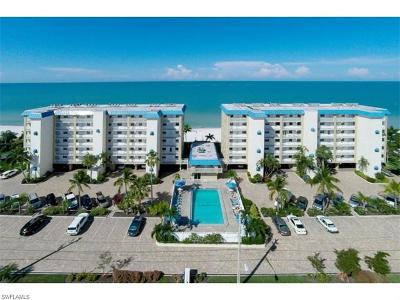Fort Myers Beach Condo/Townhouse For Sale: 5100 Estero Blvd #6B7