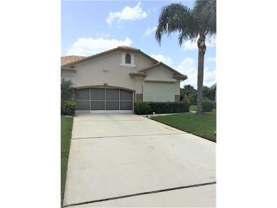Lehigh Acres Single Family Home For Sale: 608 Aston Lake Ct