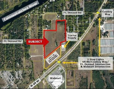 Residential Lots & Land For Sale: Ft Denaud Rd