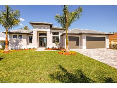 Cape Coral Single Family Home For Sale: 5259 Tamiami Ct