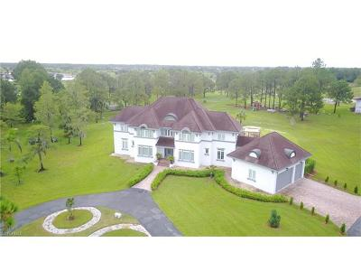 Naples Single Family Home For Sale: 2626 Oil Well Rd