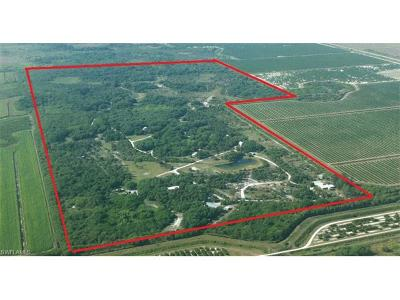 Clewiston Residential Lots & Land For Sale: 28280 Etumakee Way
