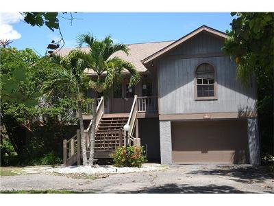 Bokeelia, Cape Coral, Captiva, Fort Myers, Fort Myers Beach, Matlacha, Sanibel, St. James City, Upper Captiva Single Family Home For Sale: 1102 Harbour Cottage Ct