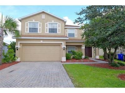 Lehigh Acres Single Family Home For Sale: 11073 River Trent Ct