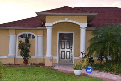 Lehigh Acres Single Family Home For Sale: 2610 23rd St SW