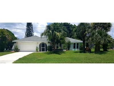 Lehigh Acres Single Family Home For Sale: 2805 E 5th St