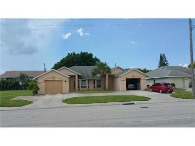 Cape Coral Multi Family Home For Sale: 906/908 Cape Coral Pky W