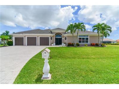 Cape Coral Single Family Home For Sale: 4331 SW 28th Pl