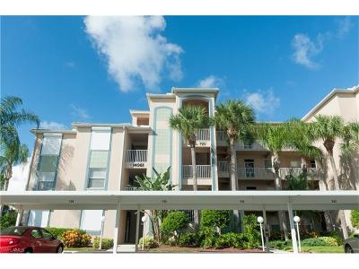 Fort Myers Condo/Townhouse For Sale: 14061 Brant Point Cir #7102