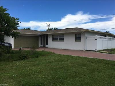 Cape Coral FL Single Family Home For Sale: $299,500
