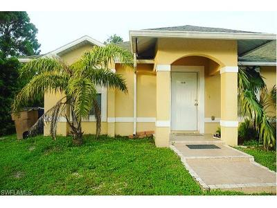 Lehigh Acres Multi Family Home For Sale: 5336 30th St SW