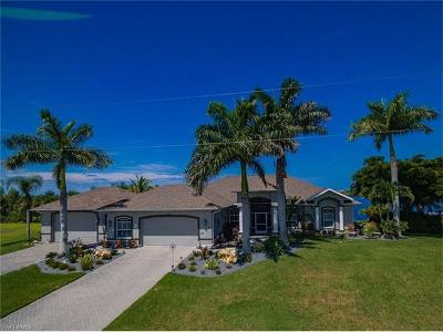 Cape Coral, Matlacha Single Family Home For Sale: 3518 NW 42nd Ave