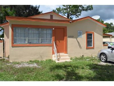 Single Family Home For Sale: 2337 Canal St