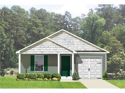 Fort Myers Single Family Home For Sale: 3719 Kessler St
