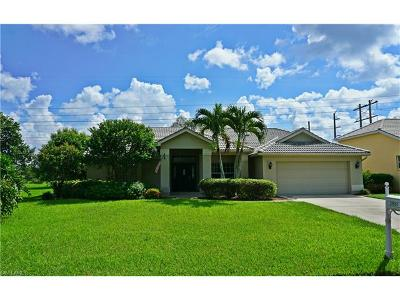 Fort Myers Single Family Home For Sale: 12814 Vista Pine Cir