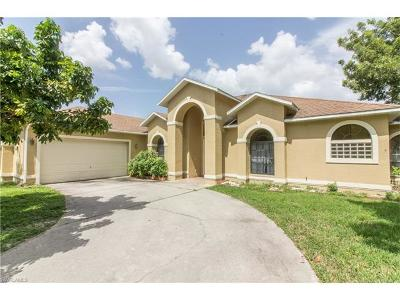 Bonita Springs, Cape Coral, Fort Myers, Fort Myers Beach Single Family Home For Sale: 7 NE 17th Pl
