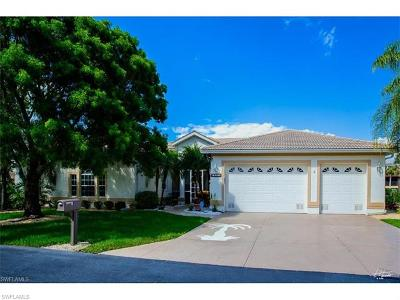 North Fort Myers Single Family Home For Sale: 15478 Nelsons Walk Ct