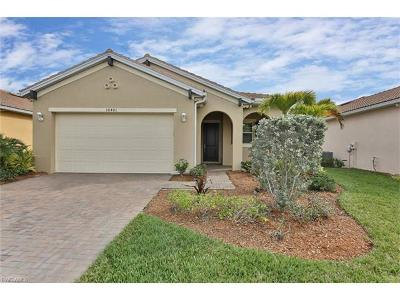 Fort Myers Single Family Home For Sale: 10401 Materita Dr