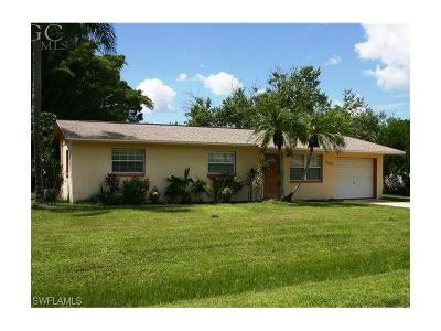 Fort Myers FL Single Family Home For Sale: $109,900