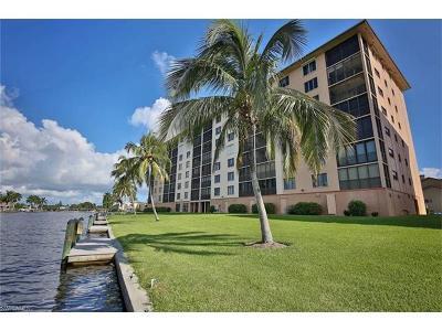Cape Coral Condo/Townhouse For Sale: 4260 SE 20th Pl #205