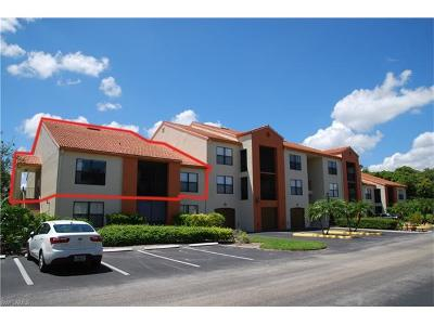 Fort Myers Condo/Townhouse For Sale: 13625 Eagle Ridge Dr #321