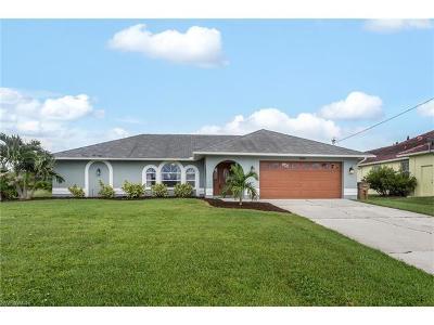 Cape Coral FL Single Family Home For Sale: $259,900