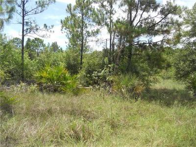 Fort Myers Residential Lots & Land For Sale: 11490 Shawnee Rd