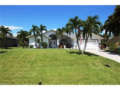 Cape Coral FL Single Family Home For Sale: $284,900