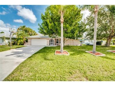 Cape Coral Single Family Home For Sale: 529 SE 34th St