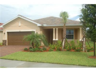 Alva Single Family Home For Sale: 3130 Walnut Grove Ln