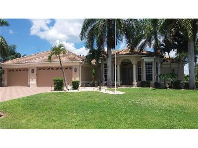 Cape Coral Single Family Home For Sale: 2109 SW 47th Ter