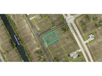Cape Coral FL Residential Lots & Land For Sale: $13,900