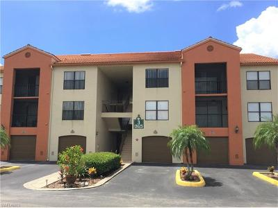 Fort Myers Condo/Townhouse For Sale: 13625 Eagle Ridge Dr #318