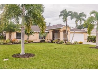Cape Coral FL Single Family Home For Sale: $244,900